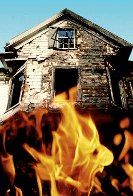 Smoke & Fire Damage Restoration Services